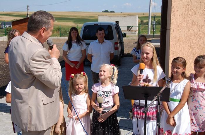 Баптисти відкрили 4 дитячі будинки сімейного типу на Волині