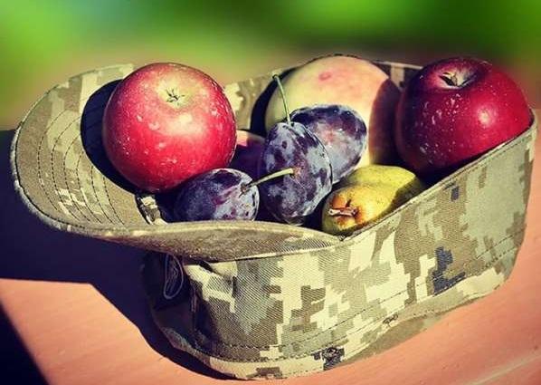 УГКЦ зібрає «Фруктовий кошик для захисників України»