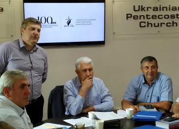 Створено оргкомітет зі святкування 100-річчя п'ятидесятницького руху в Україні