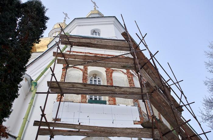 Краєзнавці звинувачують Густинський монастир УПЦ (МП) у «жорстокому вандалізмі»