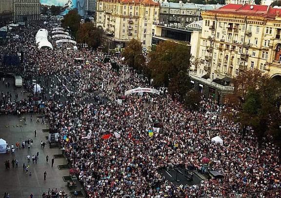 Протестантські церкви організують День подяки в Києві