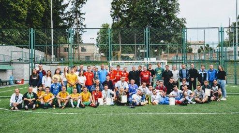 У Хмельницькому римо-католики провели чемпіонат з футболу