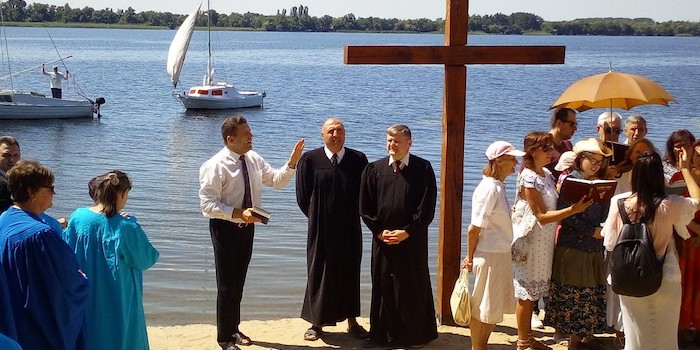Завдяки місіонерам у Херсоні виникла ще одна громада адвентистів