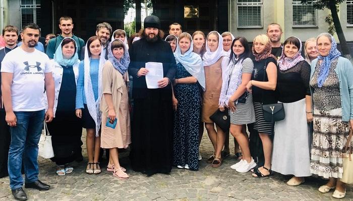 Священику УПЦ (МП) вручили підозри у відділі СБУ