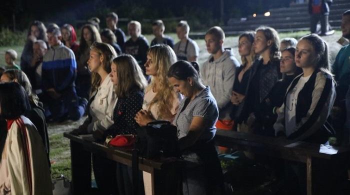 Католики організували у Бердичеві Кармелітські дні молоді
