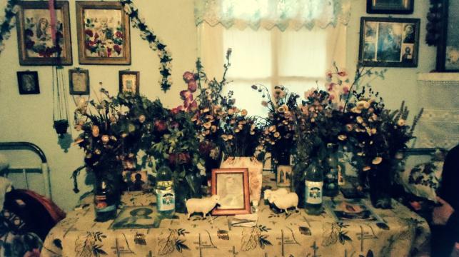 Христова діва – баба Марія. Життя і смерть селянки з хутора Олексюки