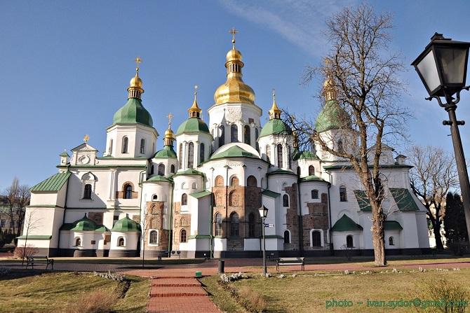 Глава УГКЦ хоче, щоб Софію Київську використовували за прикладом храму Гробу Господнього в Єрусалимі