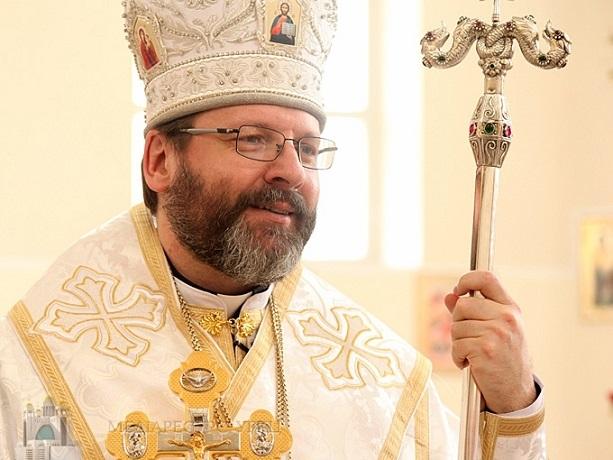 Глава УГКЦ розповів про «парад перемоги Української Греко-Католицької Церкви над комунізмом» у Москві
