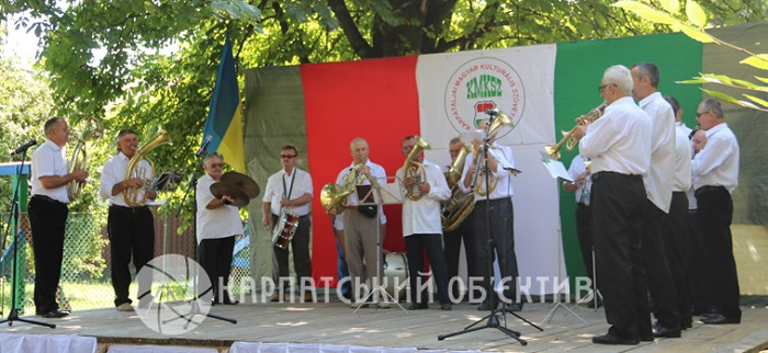 На Закарпатті день святого Іштвана відзначила угорська громада разом з консулами Угорщини