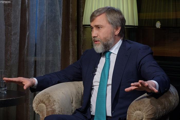 Новинский исказил устав ПЦУ и заявил, что думал над принятием священного сана