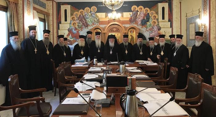 Синод Церкви Еллади обговорює питання визнання автокефалії ПЦУ