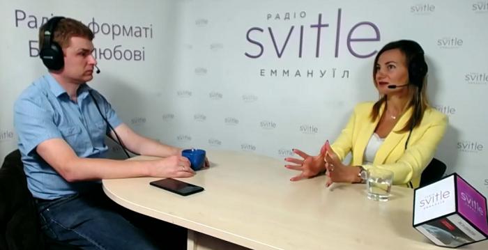"""Юлія Ніколайчук: «Ми намагаємось сказати церкві: """"Виходьте зі стін і йдіть в університети!""""»"""