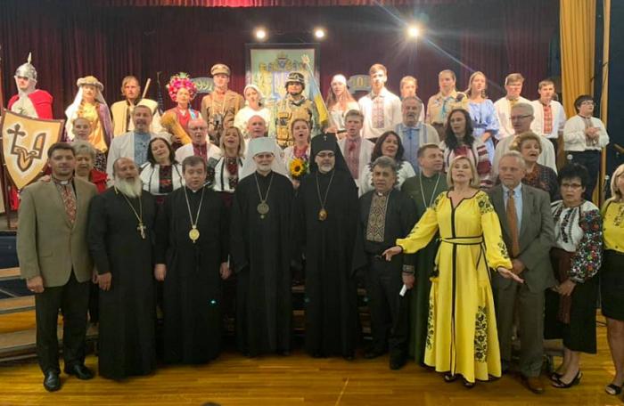Ієрархи Константинополя та УГКЦ разом відзначили у США День незалежності України