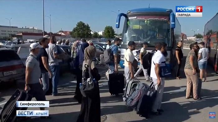 В Росії стверджують, що відкрили в Криму для мусульман центр оформлення візових документів до Саудівської Аравії