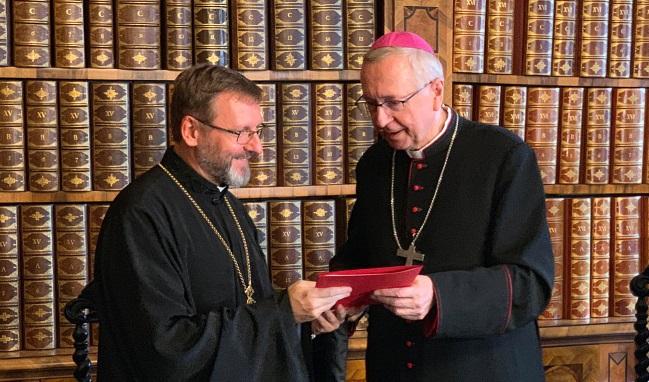 Очільники УГКЦ і польських католиків підписали документ про «ще глибше примирення між нашими Церквами»