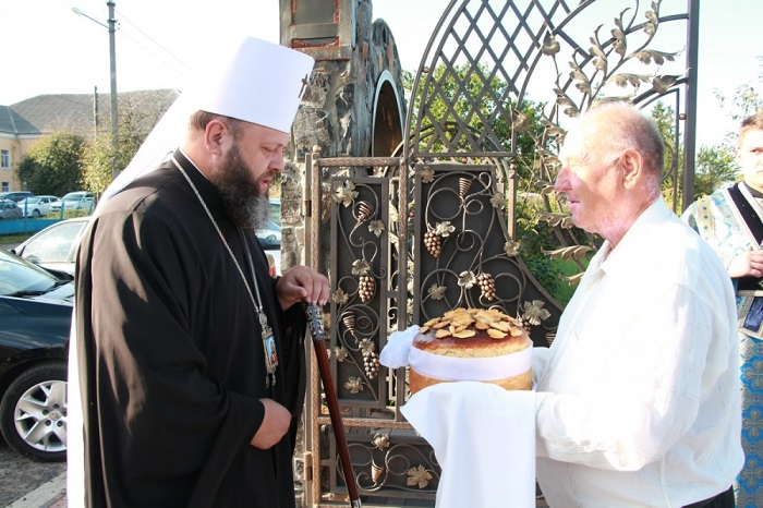 ПЦУ розбудовує монастир на Волині