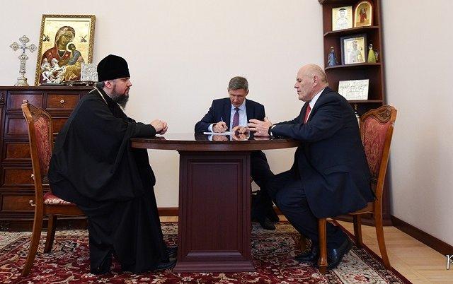 ПЦУ розширює співпрацю зі Світовим конгресом українців