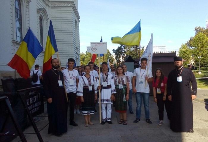 Молодь УПЦ (МП), РПЦ і Румунської Церкви провели в Яссах зустріч «Молодь у суспільстві»