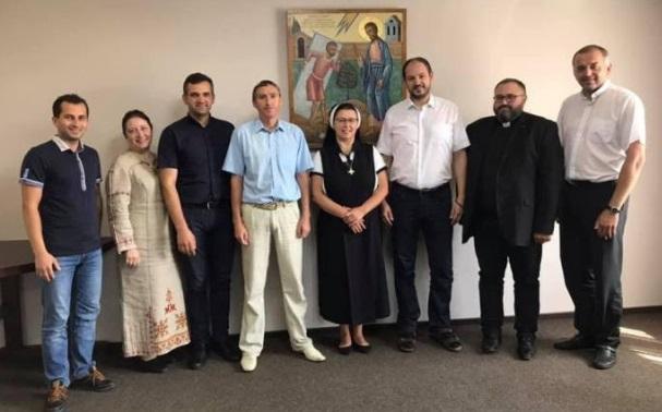УГКЦ пропонує іншим конфесіям досвід медичного капеланства, який запозичила у США і Австрії