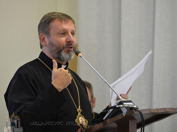 Синод УГКЦ обговорює питання внутрішньої та зовнішньої єдності Церкви