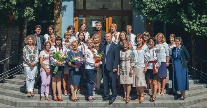 Школа-гімназія УГКЦ увійшла до топ-100 найкращих шкіл України