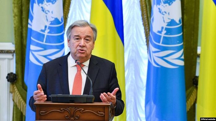 Генсек ООН закликав Росію забезпечити в Криму право на свободу совісті та релігії
