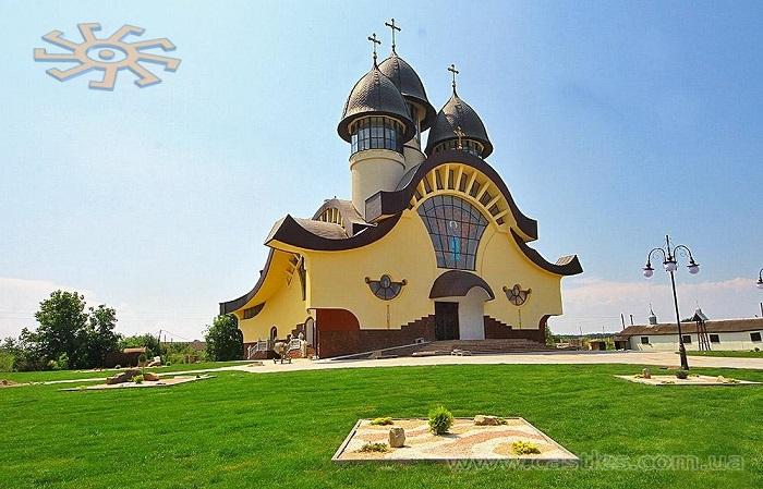 Проєкт храму УГКЦ переміг на міжнародному будівельному конкурсі
