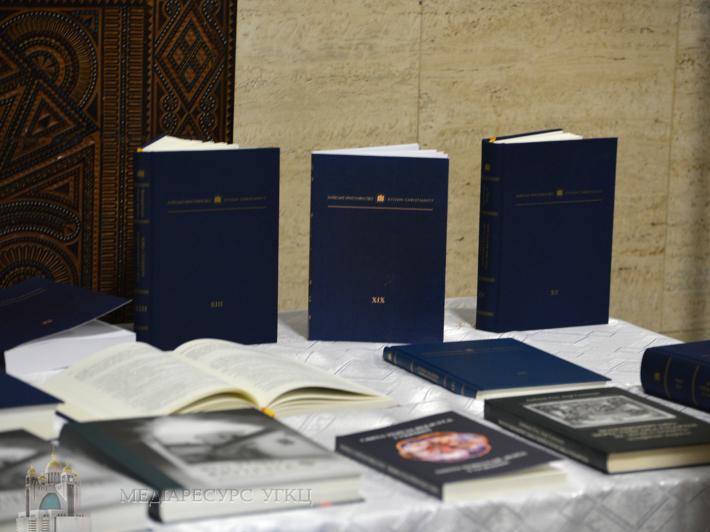 20 томів «Київського християнства» проти пропаганди «руского міра» пропонує УГКЦ