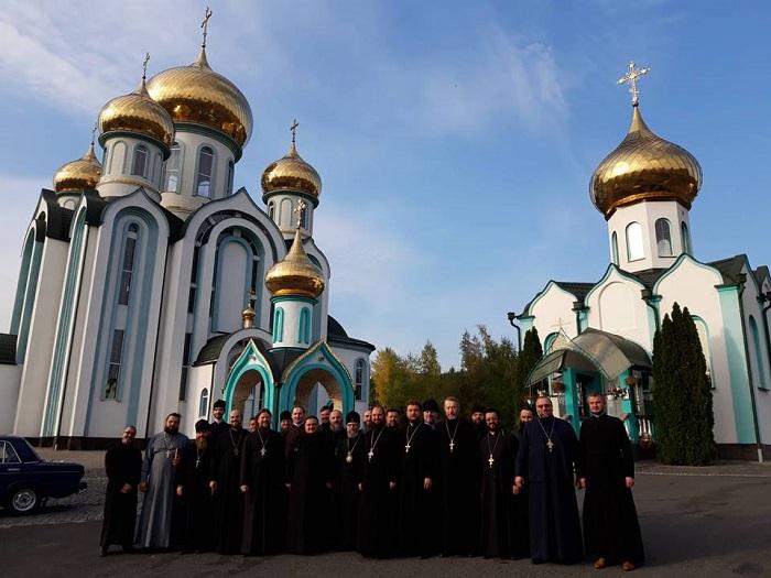 Священники УПЦ (МП) обговорять перспективи співпраці з військовими формуваннями України