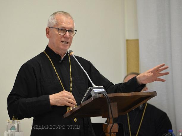 В Італії служить 64 священники, які обслуговують 146 громад УГКЦ