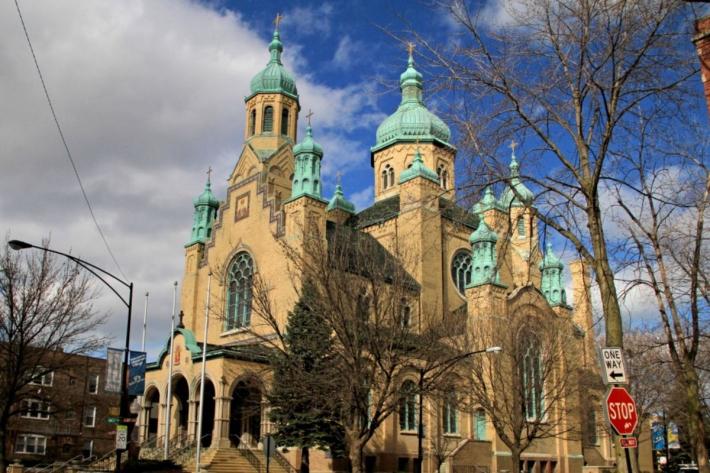 Українська церква потрапила до списку найкрасивіших будівель Чикаго
