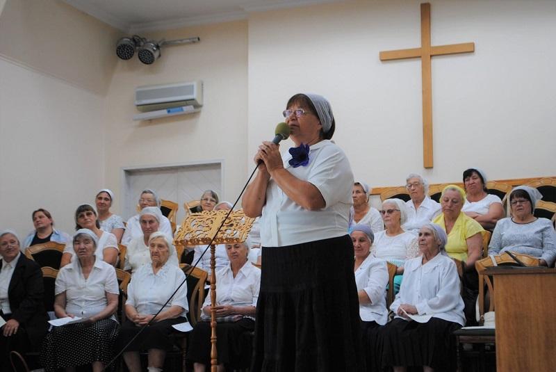 Баптисти провели на Одещині конференцію для вдів