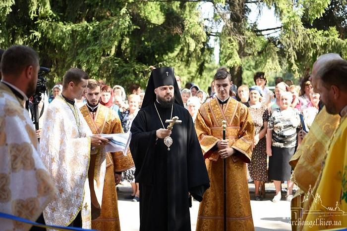 На Київщині освятили новий храм ПЦУ