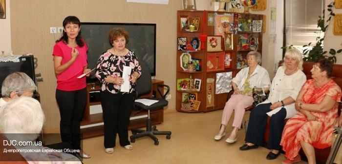 В хасидском центре Днипра прочли лекцию о еврейских корнях А.С. Пушкина