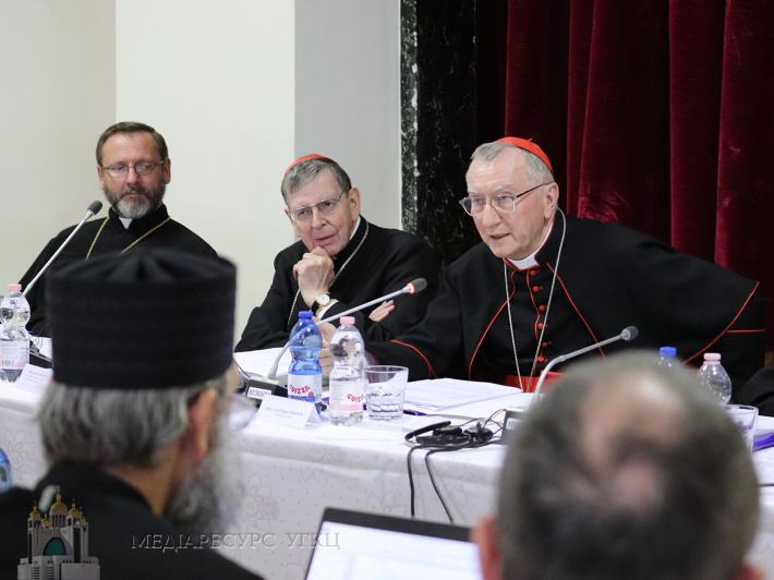 Держсекретар Ватикану: УГКЦ «є цінною в екуменічному діалозі»