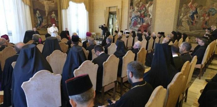 Папа Франциск: «Господь запитуватиме нас не про юрисдикцію, а про любов»