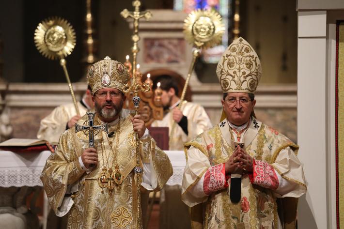 УГКЦ відзначила 580-річчя Флорентійської унії