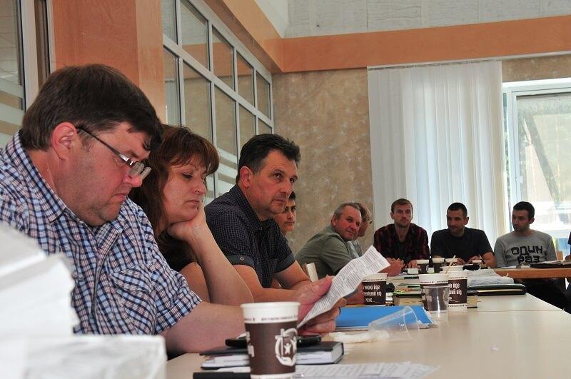 Загальноукраїнська зустріч лідерів біблійних інститутів відбулася в Ірпені
