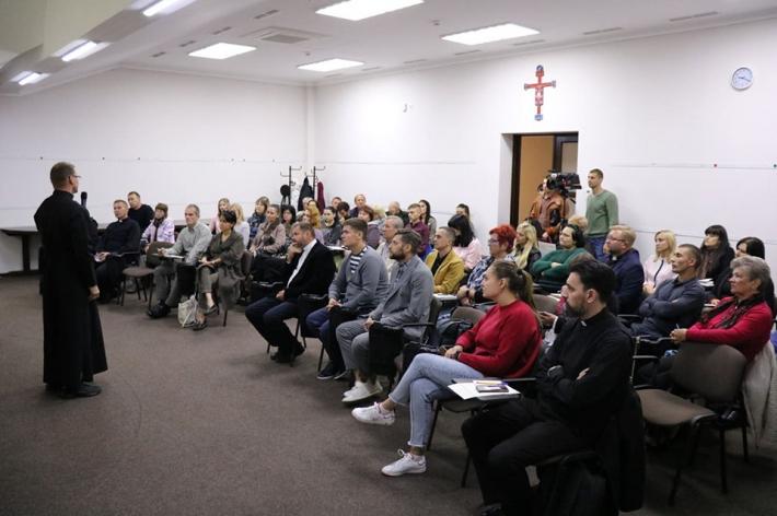 Голови єпархіальних комісій УГКЦ пройшли тренінг-семінар з протидії алкоголізму і наркоманії серед молоді