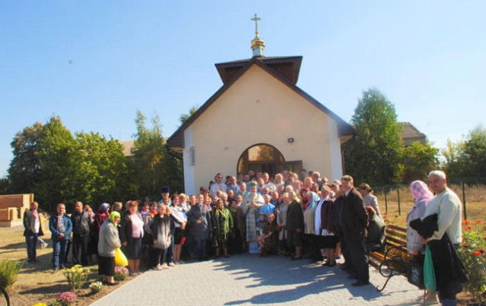 На Вінниччині греко-католики освятили новий храм і будують ще один