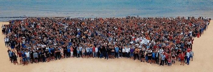 В Геническе 3500 человек участвовали в конференции реабцентров церквей «Новое поколение»