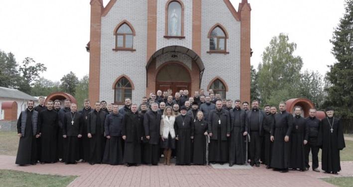 "Духовенству УГКЦ презентували ""Digital Mission"""