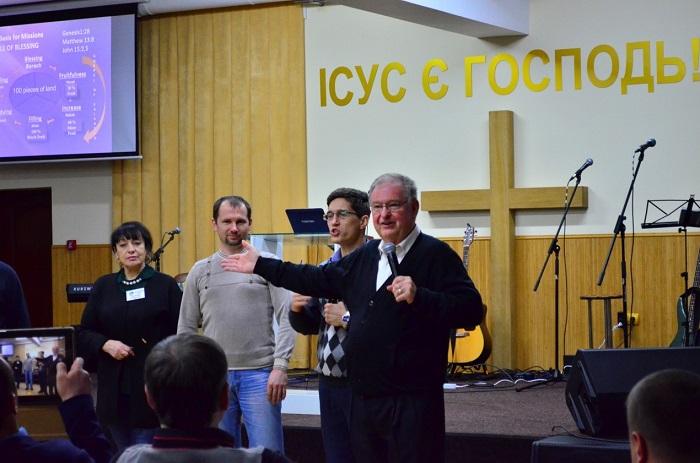 У столиці відбувається Міжнародний місіонерський форум