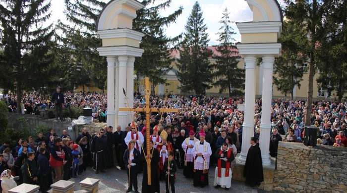 Римо-католики провели всеукраїнський конгрес сімей