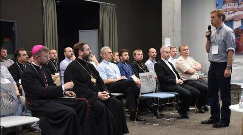 Римо- і греко-католики проводять ІІ Всеукраїнський форум молодіжних лідерів та душпастирів