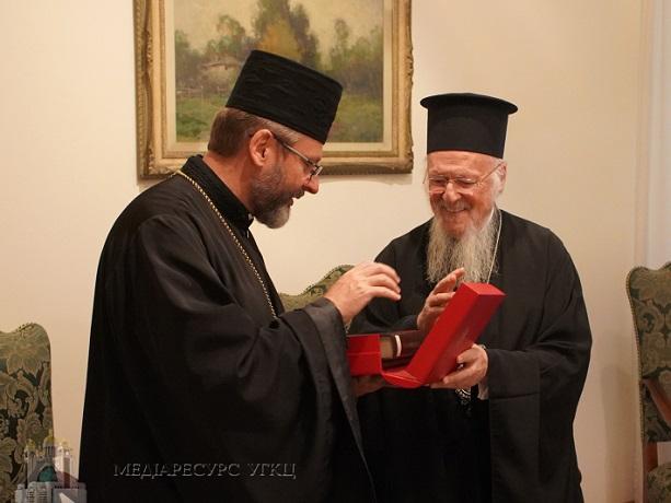 Глава УГКЦ: «Для УГКЦ Вселенський Патріархат є Церквою-матір