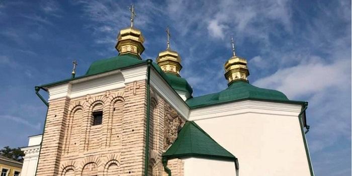 У Києві після реставрації відкрили храм Спаса на Берестові