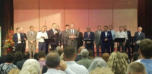 Відбувся 74-й з'їзд Об'єднання українських євангельсько-баптистських церков у США