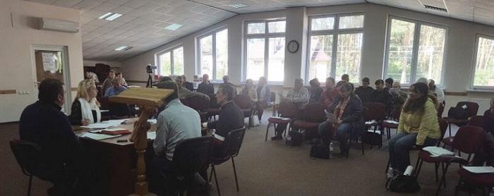Баптисти організували в Ірпені курс «Фінансової свободи», після якого віряни відмовляються від кредитів та віддають борги