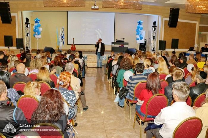 В Україні відбулися фестивалі івриту